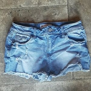 Girls Shorts from Tillys RSQ Cabo Cut Off